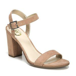 Circus Sam Edelman Esther Pink Faux Suede Heels